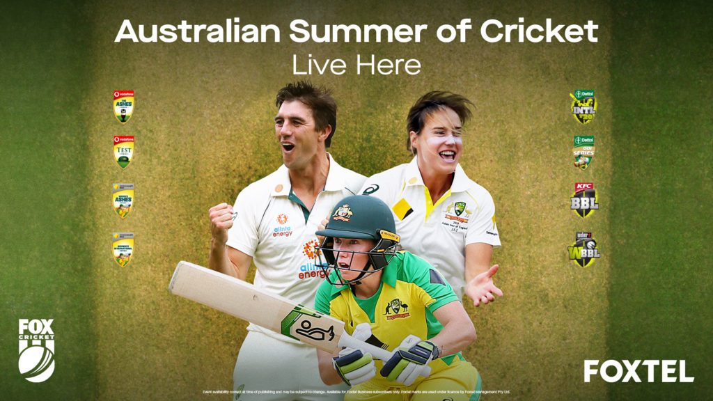 Cricket promotion
