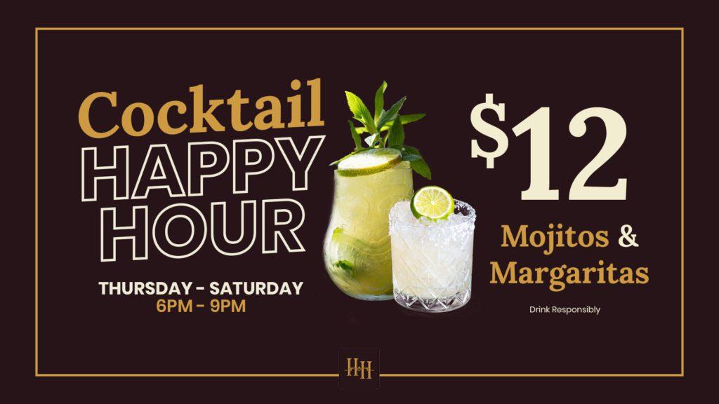 Cocktail promotion